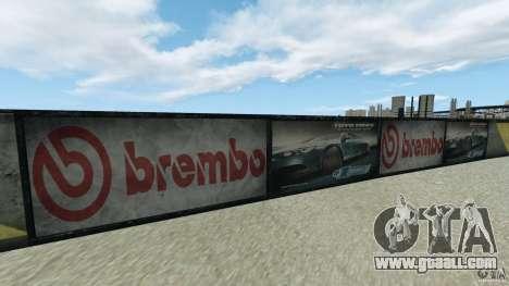 Dakota Raceway [HD] Retexture for GTA 4 sixth screenshot