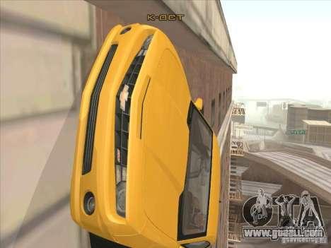 Riding on walls for GTA San Andreas