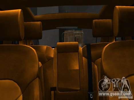 Audi Q7 V12 TDI Quattro Final for GTA 4 upper view