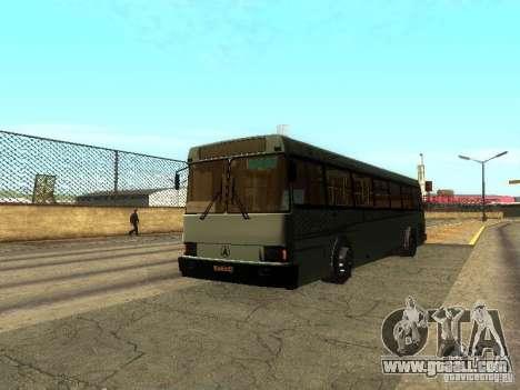 LAZ 525270 for GTA San Andreas