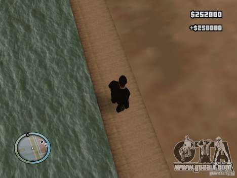 New GTA IV HUD 1 for GTA San Andreas