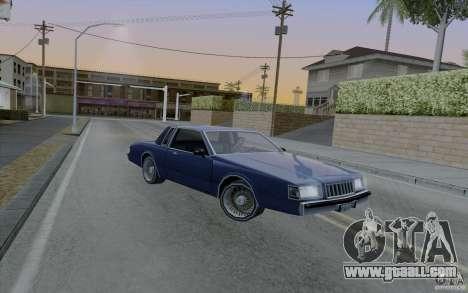 SA Illusion-S SA:MP Edition V2.0 for GTA San Andreas third screenshot