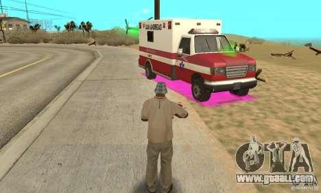 SpecDefekty for GTA San Andreas forth screenshot