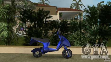 Aprilla SR 50 Racing for GTA Vice City
