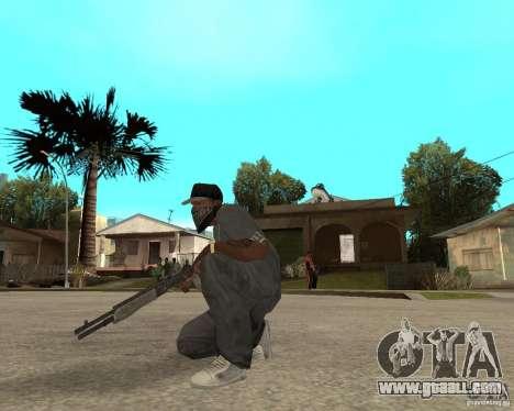SPAS-12 for GTA San Andreas third screenshot