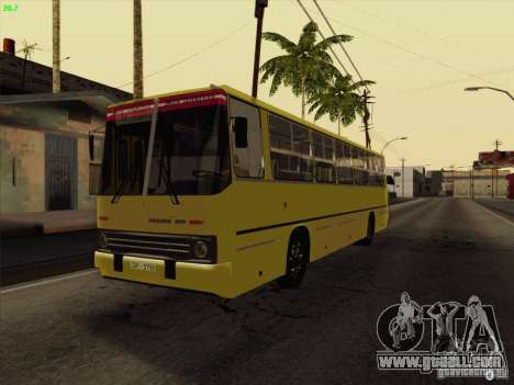 IKARUS 260 Latvia for GTA San Andreas