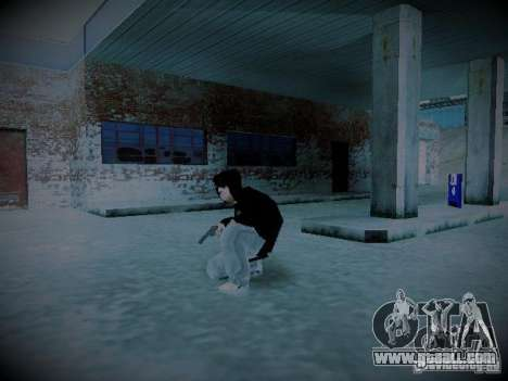 Valera MOD for GTA San Andreas forth screenshot