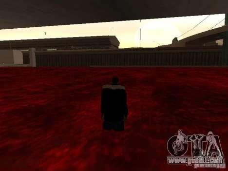 Lava for GTA San Andreas third screenshot