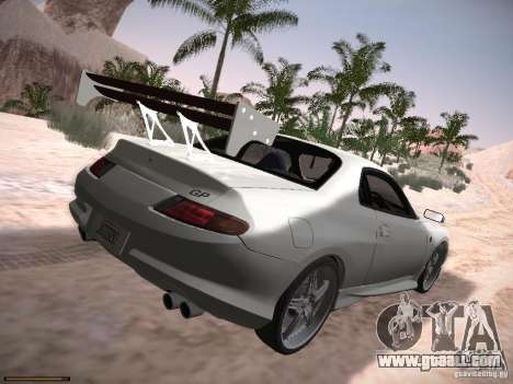 Mitsubishi FTO GP Veilside for GTA San Andreas left view