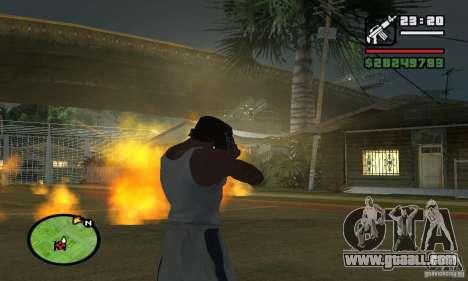 GROOVE STREET BASE for GTA San Andreas sixth screenshot