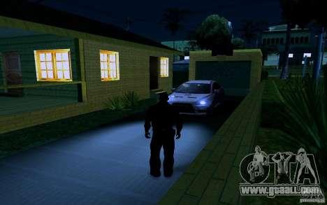 New home Big Robot for GTA San Andreas twelth screenshot