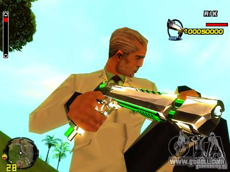 New Deagle for GTA San Andreas