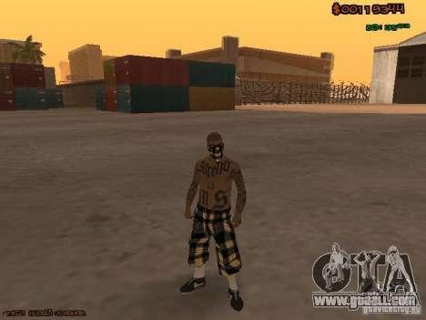 Vagos Skins for GTA San Andreas third screenshot