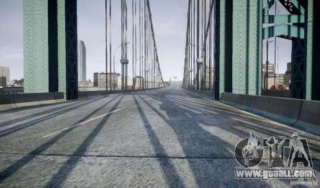 Youxiang Mixed ENB v 2.1 for GTA 4 forth screenshot