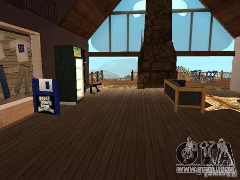 Country house for GTA San Andreas third screenshot