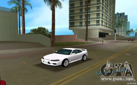 Nissan Silvia spec R Light Tuned for GTA Vice City