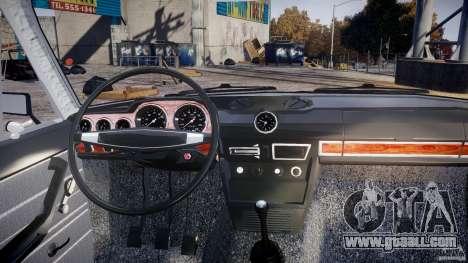 Vaz-21065 1993-2002 v1.0 for GTA 4 upper view