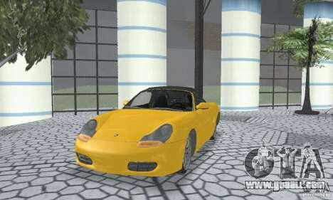 Porsche Boxster for GTA San Andreas
