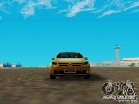 Volkswagen Voyage Comfortline 1.6 2009 for GTA San Andreas left view