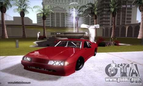 ENBSeries v5.0 Baby Blue for GTA San Andreas fifth screenshot