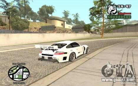 Porsche 911 Turbo S Tuned for GTA San Andreas left view