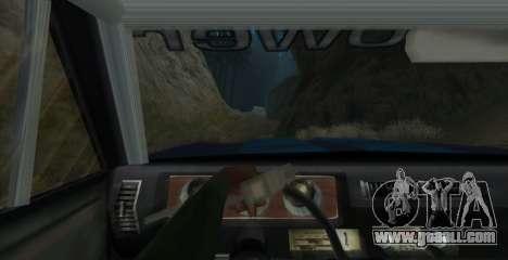 Eon SabreTaur Picador for GTA San Andreas back view