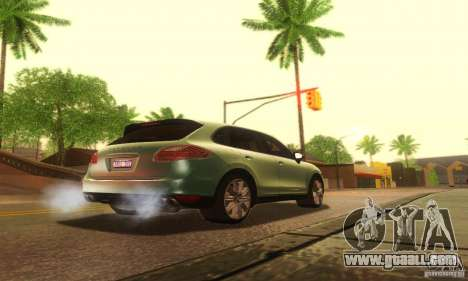 iPrend ENBSeries v1.1 BETA for GTA San Andreas sixth screenshot