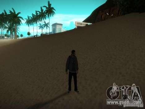 Niko Bellis New Stories for GTA San Andreas eighth screenshot