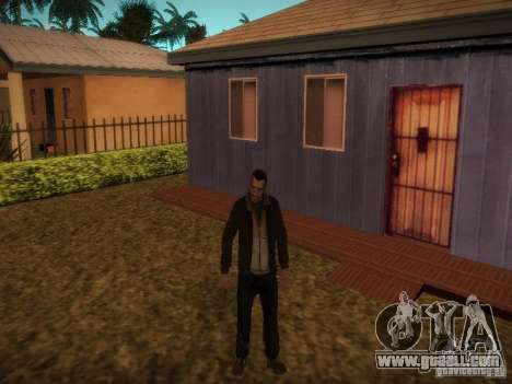Niko Bellis New Stories for GTA San Andreas forth screenshot
