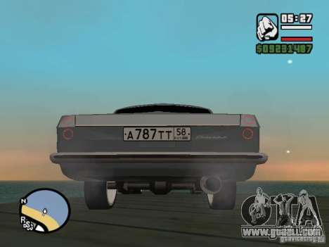 Gaz 2410 Tuning for GTA San Andreas left view