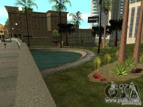 Glen Park HD for GTA San Andreas third screenshot