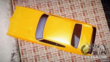 Pontiac GTO Judge for GTA 4 right view