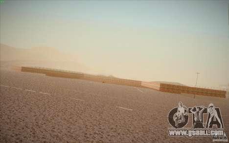 New San Fierro Airport v1.0 for GTA San Andreas forth screenshot