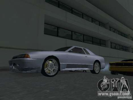 Elegy HD for GTA San Andreas right view