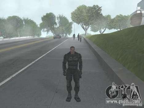 Hobo for GTA San Andreas