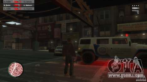 First Person Shooter Mod for GTA 4 sixth screenshot