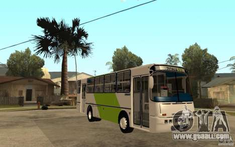 Ciferal GLS OH1420 Transantiago for GTA San Andreas back view