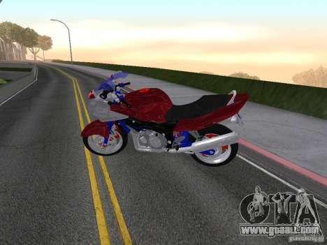 Honda CBR1100XX for GTA San Andreas