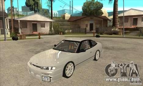 Nissan Silvia S14 1993 for GTA San Andreas