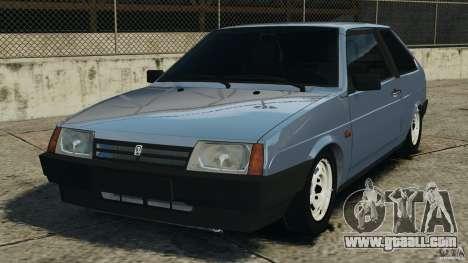 Vaz-2108 Sputnik for GTA 4