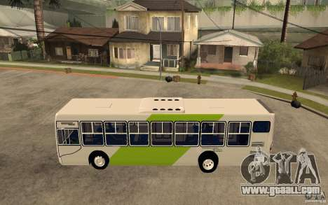 Caio Induscar Mondego Transantiago for GTA San Andreas left view
