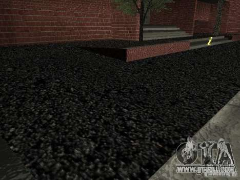 New textures hospital for GTA San Andreas fifth screenshot