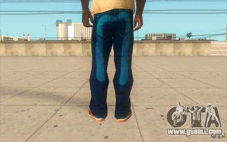 Remix-Evisu-Joker-Burberry Hose for GTA San Andreas third screenshot
