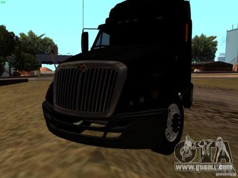 International Prostar for GTA San Andreas right view