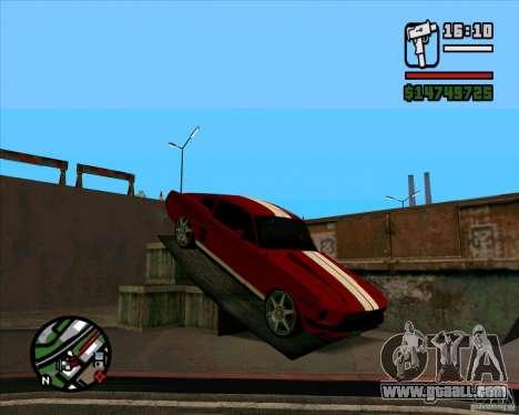 Ford Mustang 67 HotRot for GTA San Andreas