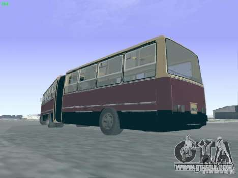 Trailer for Ikarus 280.03 for GTA San Andreas back view