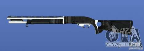 Shotgun for GTA 4 third screenshot