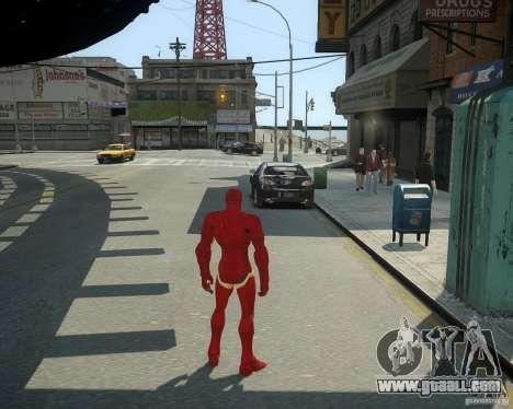 Iron Man Mk3 Suit for GTA 4 fifth screenshot