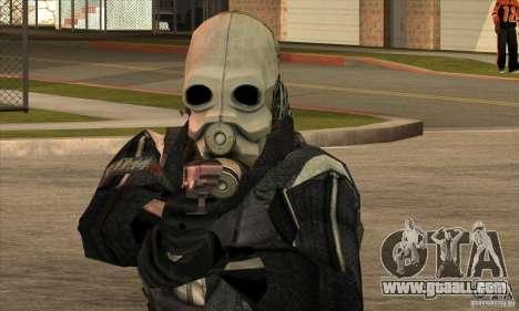 Police Man for GTA San Andreas second screenshot
