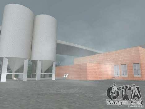 Pringles Factory for GTA San Andreas second screenshot